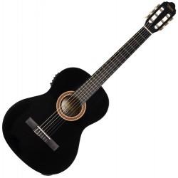 Valencia VC104E-BK klasszikus gitár