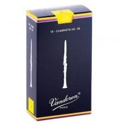 Vandoren Classic Bb klarinét nád 3
