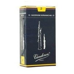 Vandoren Szopranino Szaxofon nád - Classic 2