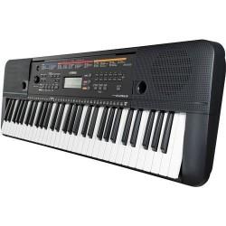 Yamaha PSR-E263 Portable keyboard, fekete