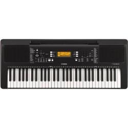 Yamaha PSR-E363 Portable keyboard, fekete