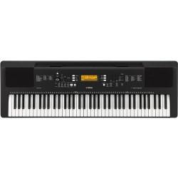 Yamaha PSR-EW300 Portable keyboard, fekete