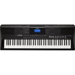Yamaha PSR-EW400 Portable keyboard, fekete