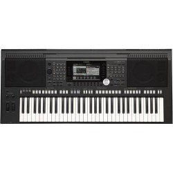 Yamaha PSRS-970 Kíséretautomatikás szintetizátor, sötét metálszürke