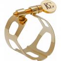 BG L40 -Tradition tenorszaxofon szorító (fém, kupakkal)