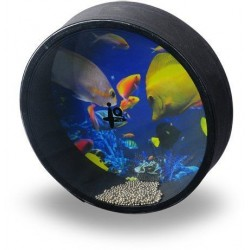 IQ Plus 10'' Wave Drum Design