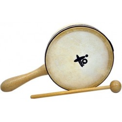 IQ Plus 6'' Frame Drum with Handle