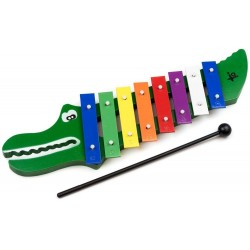 IQ Plus 8 Note Crocodile Glockenspiel