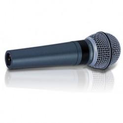 LD Systems LS-LDD1001S dinamikus mikrofon kapcsolóval, ének/vokál