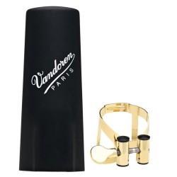 Vandoren LC M|O Bb clarinet GP szorító, kupak