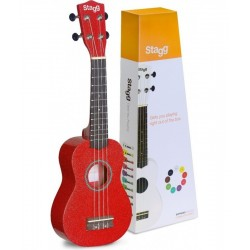 STAGG US10 TATTOO szoprán ukulele
