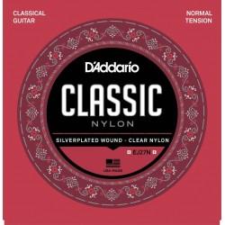 D'Addario EJ 27N klasszikus gitár húr (normal)