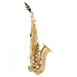 Arnolds & Sons ASS-101C hajlított szopránszaxofon