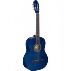 STAGG C440 M BLUE klasszikus gitár 4/4