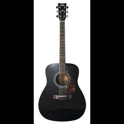 YAMAHA F-370BL Akusztikus gitár, fekete