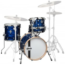 DDRUM SE Bop Kit In Blue Pearl Finish