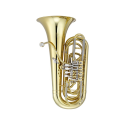 Jupiter JTU1140 Bb Tuba,4 ventiles,lakkos