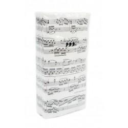 Kottamintás papírzsebkendő 10db-s