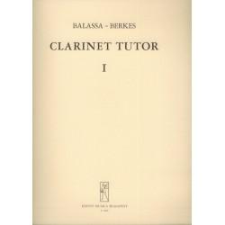 Balassa György, Berkes Kálmán id.: Clarinet Tutor 1