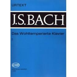 Bach, Johann Sebastian: Das wohltemperierte Klavier BWV 846-869 1