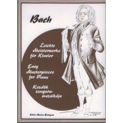 Bach, Johann Sebastian: Kezdők zongoramuzsikája