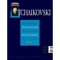 Tchaikovsky, Pyotr Ilyich: Ifjúsági album zongorára Op. 39