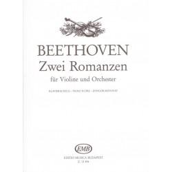 Beethoven, Ludwig van: Két románc zongorakivonat