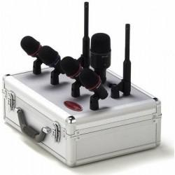 Superlux DRK K5C2 mikrofon szett dobokhoz