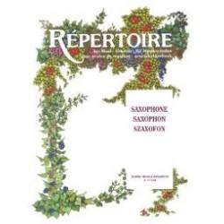 Répertoire zeneiskolásoknak - Szaxofon Szóló Válogatta és közreadja Perényi Éva, Perényi Péter