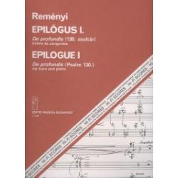Reményi Attila: Epilógus I.