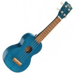 Mahalo MK1 Transparent Blue szoprán ukulele
