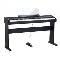 STAGE STUDIO - FEKETE - ORLA STAGE STUDIO digitális pianínó (lábbal)