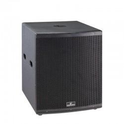 """HYPER BASS 18A - 1200 Watt 18"""" bass reflex aktív mélynyomó"""