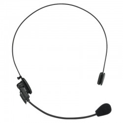 HM-700L - Headset microphone for TAKSTAR portable amp E180 E188M
