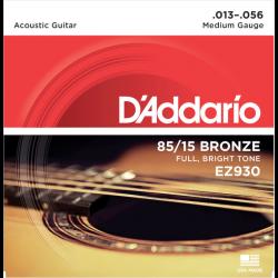 D'addario EZ930 akusztikus gitár húr