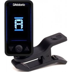 D'Addario Planet Waves CT-17 Eclipse Fekete