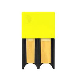 D'Addario Reed Guard- Yellow