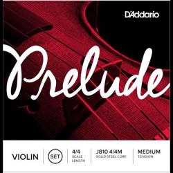 D'Addario J810 4/4M Prelude Hegedű húr