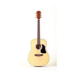 Geryon LD-18 akusztikus gitár natúr