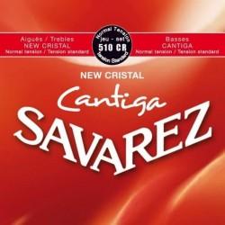 510 CR New Cristal Cantiga, Klasszikus gitárhúr