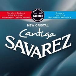 510 CRJ New Cristal Cantiga, Klasszikkus gitárhúr