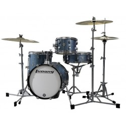Ludwig Breakbeats - LC179X023 Azure Sparkle