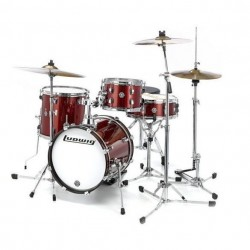 Ludwig Breakbeats set - Wine Red Sparkle