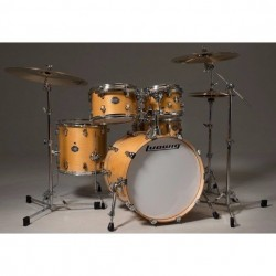 Ludwig Element Birch Drive Shell Pack - Rooftop Natural - 1
