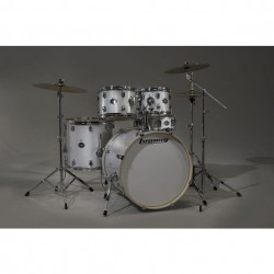 Ludwig Element Drive set - White Sparkle