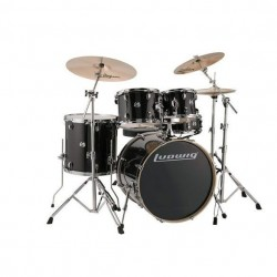 Ludwig Element Evolution Drive set - Black Sparkle
