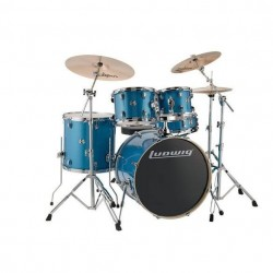 Ludwig Element Evolution Drive set - Blue Sparkle