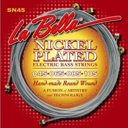 La Bella Nickel Plated - SN45