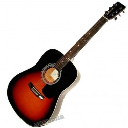 SX MD160 Vintage Sunburst