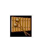 Xilofonok, harangjátékok,dallamjátszó ütőhangszerek